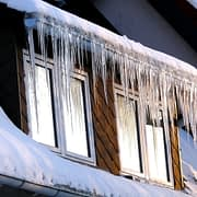 What Causes Icicles on Roof