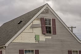 Loose Siding Leads to Siding Repair With APK Restoration